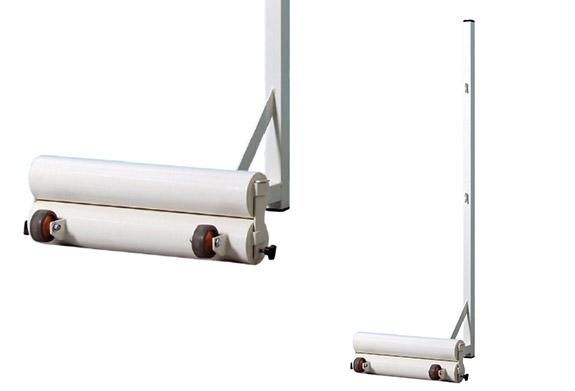 Poteaux de badminton loisir 40kg