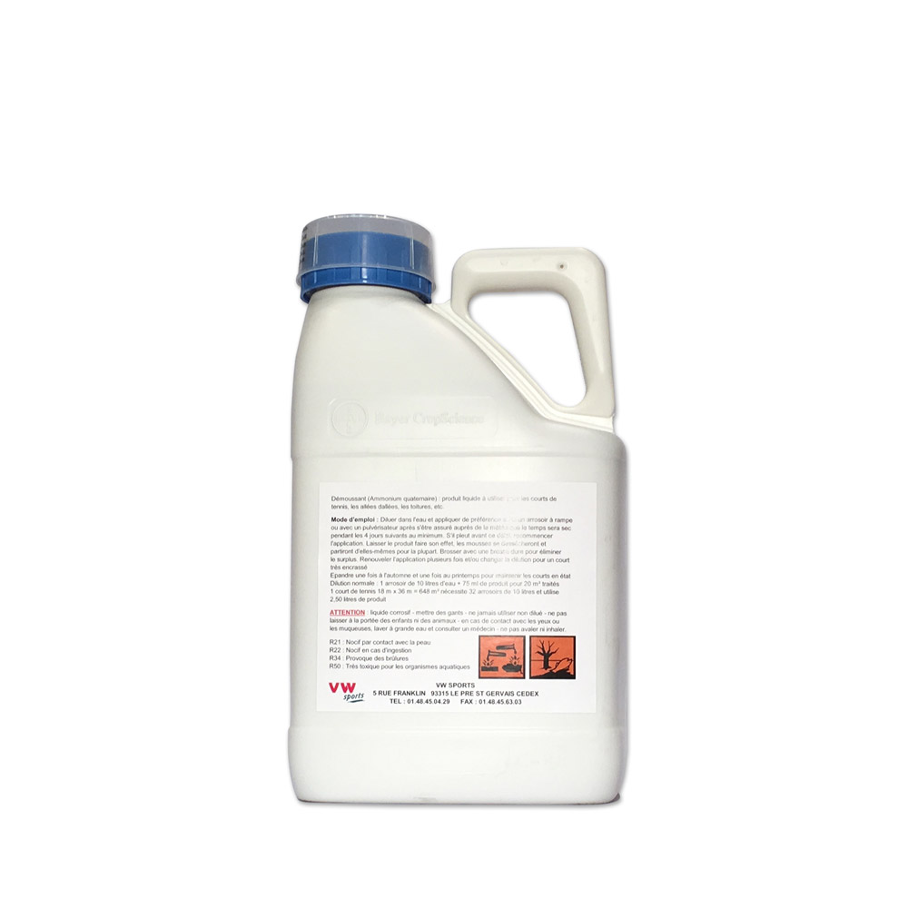 Produit anti mousse bidon de 2 5 l vw sports - Produit anti mousse ...