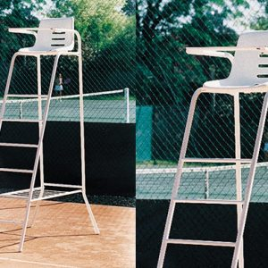 Chaises d 39 arbitre vw sports for Chaise arbitre tennis