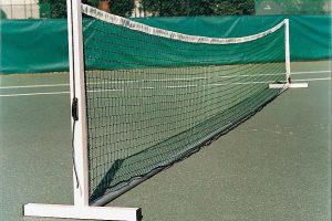filet de mini tennis