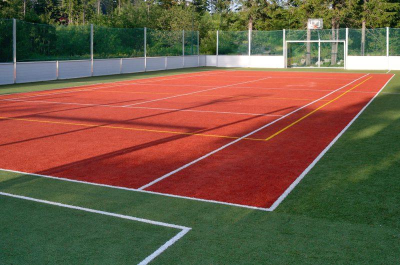 Les équipements pour sécuriser un terrain de sport